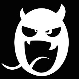 Demonic Mask Logo